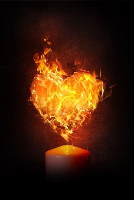 Advent heart-pixa