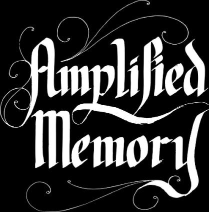 amplified-memory-schriftzug