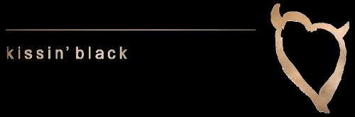 kissin-black-schriftzug-schwarz