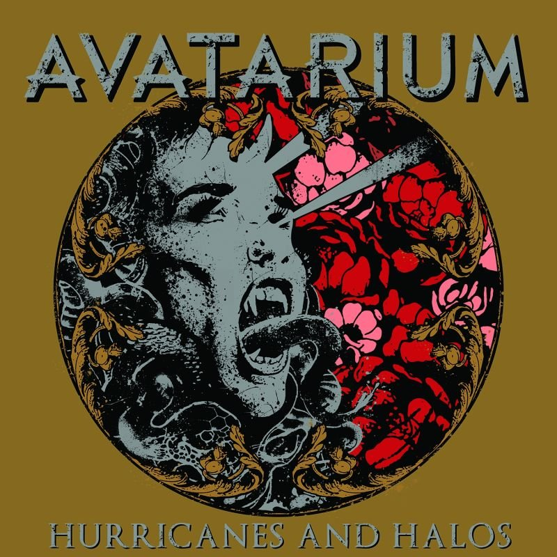 Avatarium - Hurricanes And Halos - Artwork_kleiner