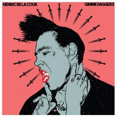 Gimme daggers cover