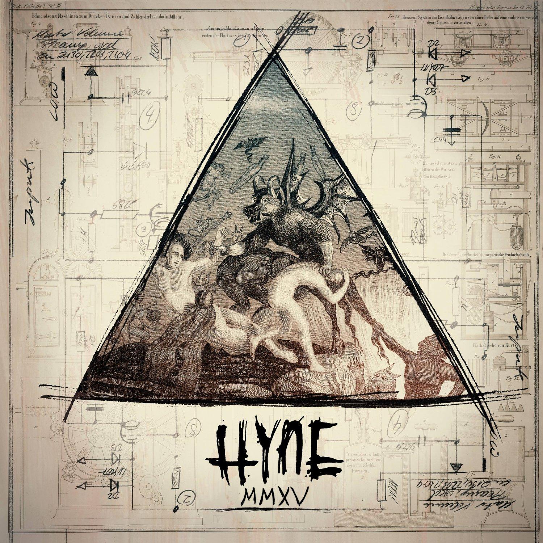 Hyne - MMXV Cover