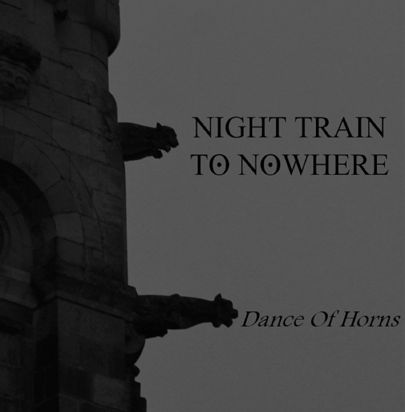 Night Train to Nowhere cover