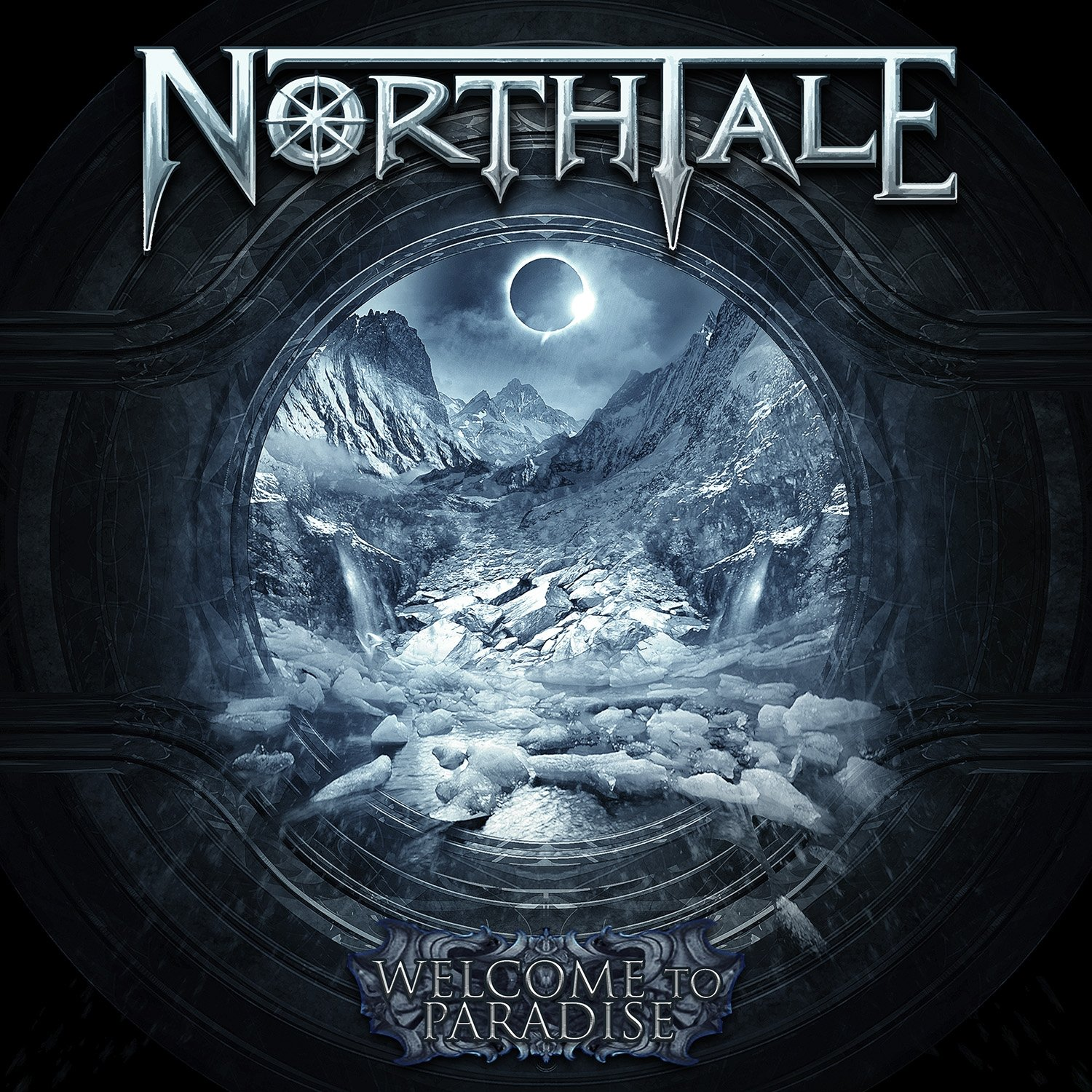 NorthTale-Welcome-To-Paradise-Artwork