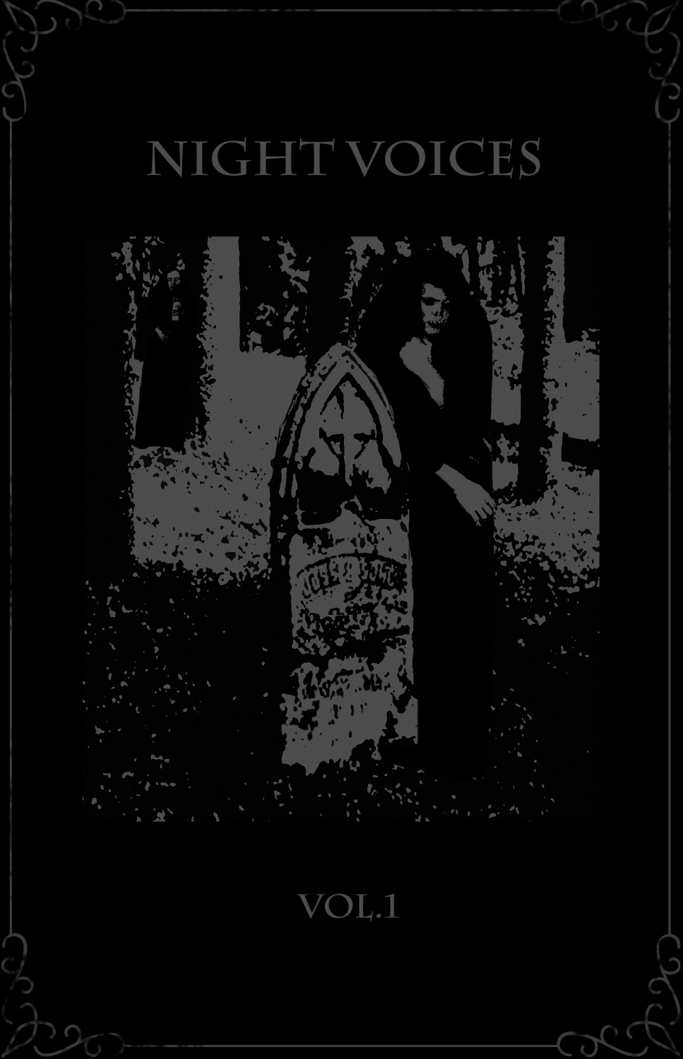 Occult Whispers Records - Night Voices- Volume 1 - cover