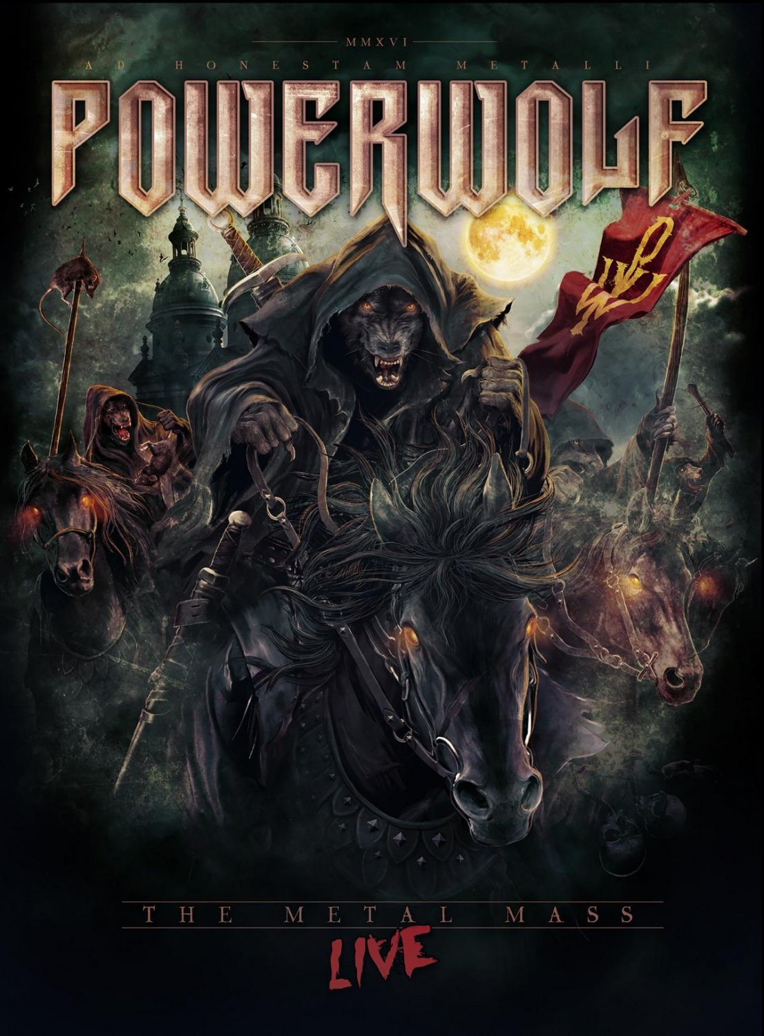 Powerwolf_The Metal Mass live DVD