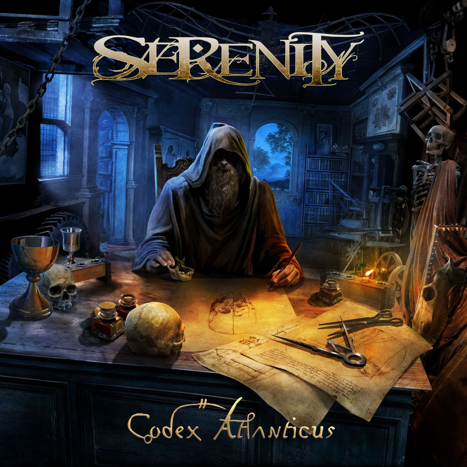 SERENITY_Codex Atlanicus