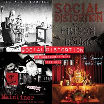 Social Distortion 1983-2004