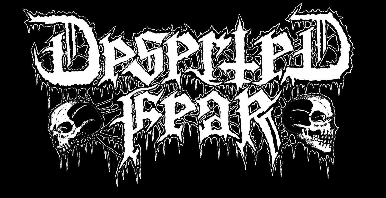deserted fear logo schwarz invertiert