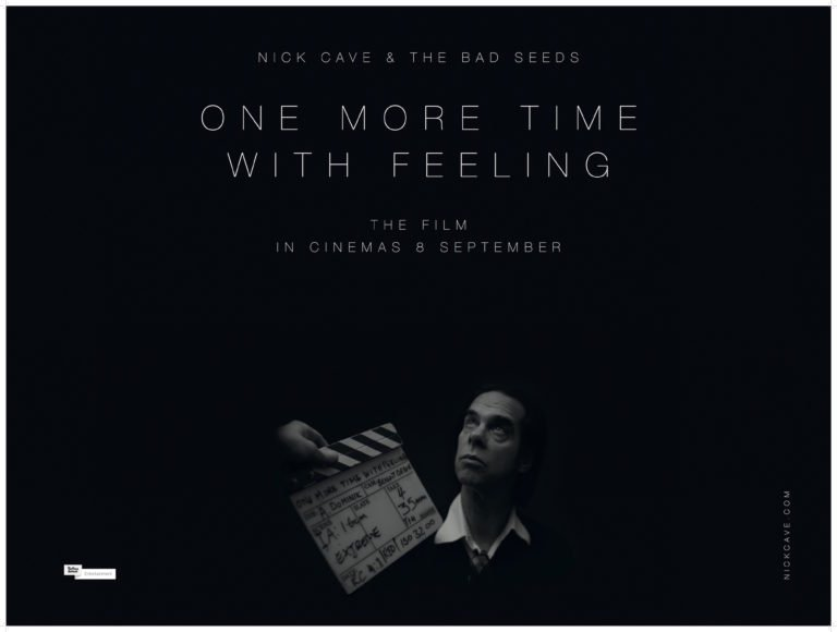 Nick Cave Film One more time
