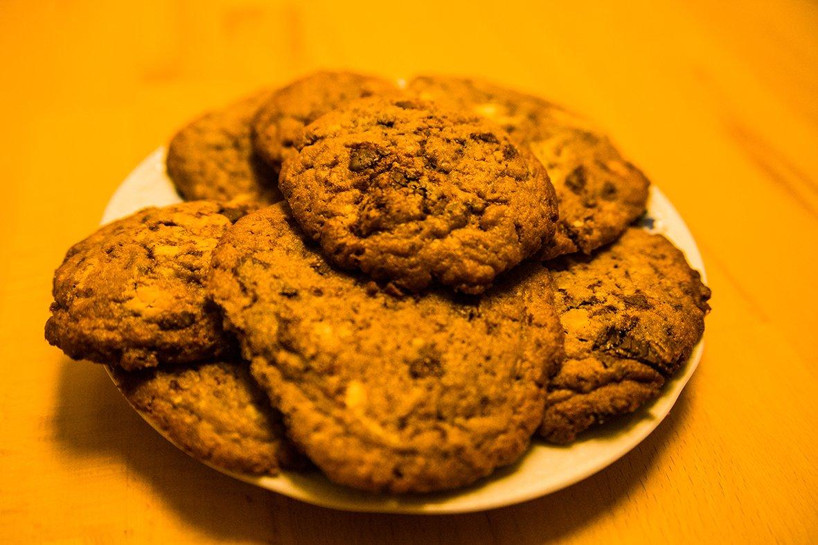 Schokladencookies