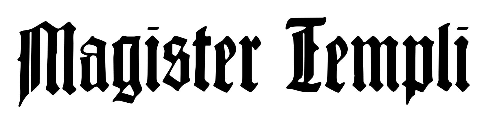 MagisterTempli-Logo