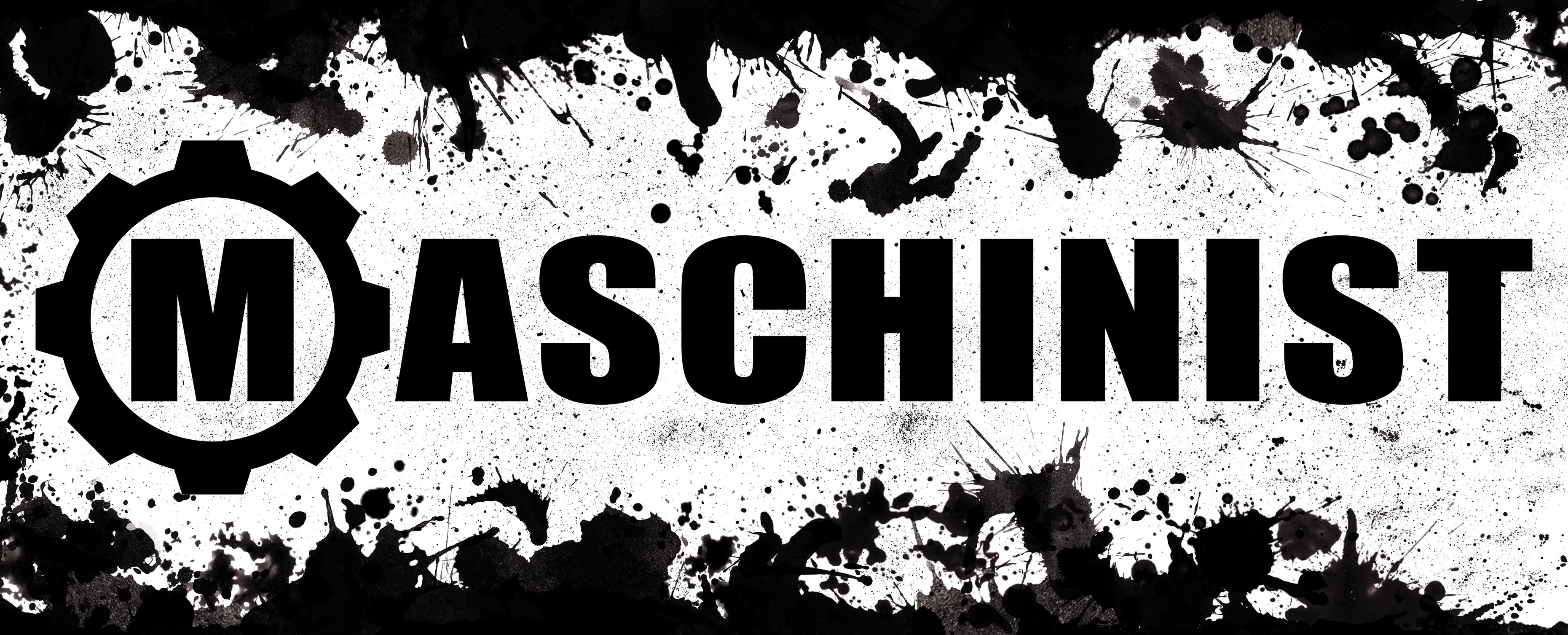 Maschinist Banner