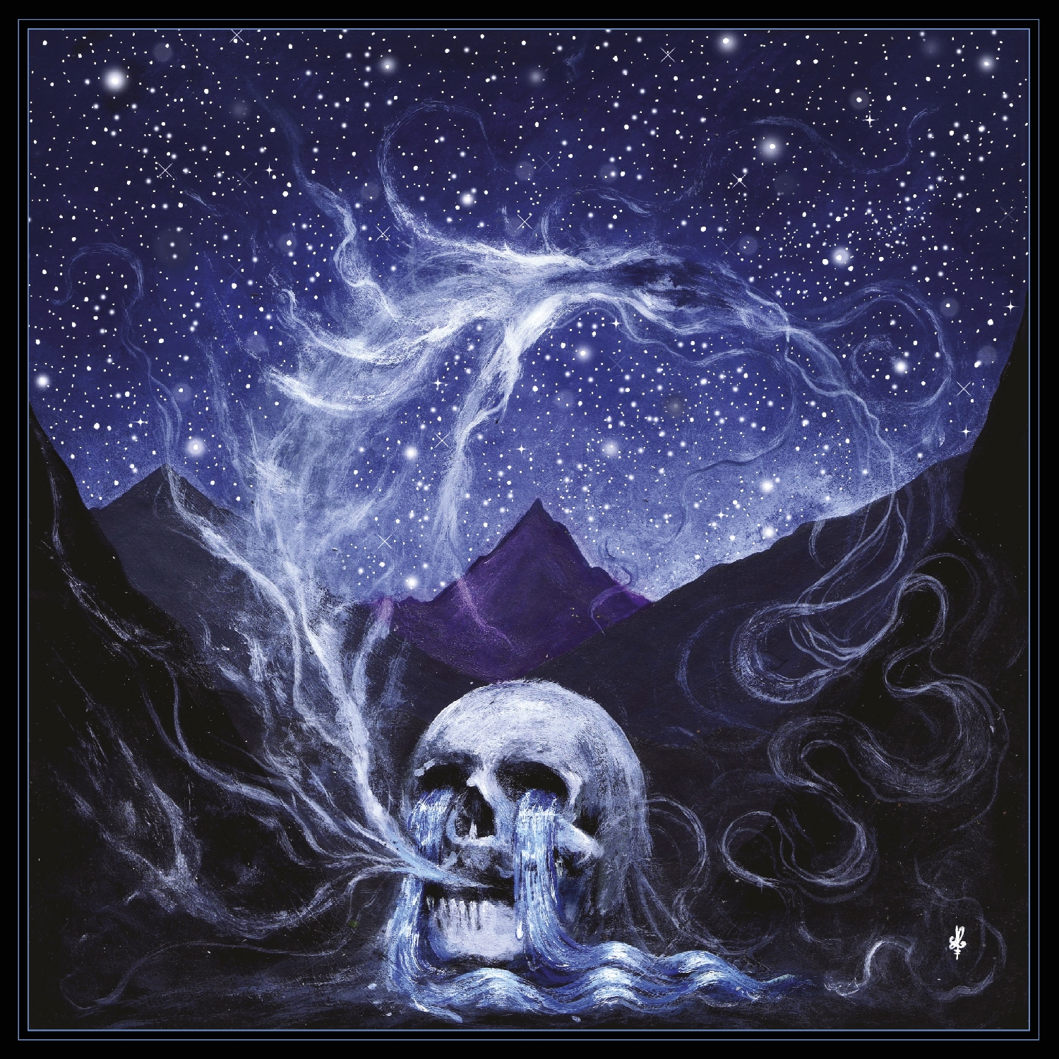 Ghost Bath - Starmourner - Artwork