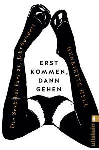 Henriette Hell Erst kommen_cover