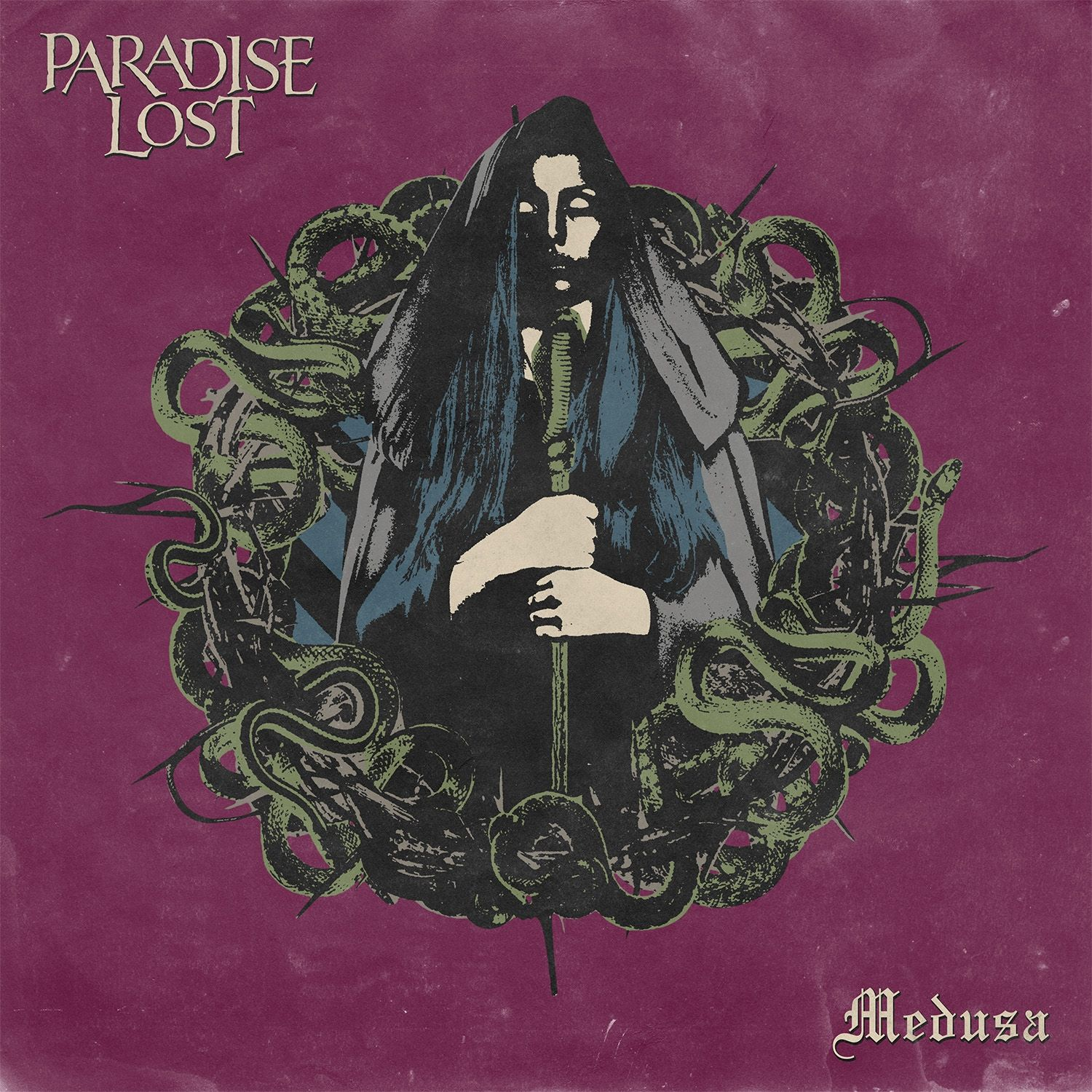 Paradise Lost - Medusa - Artwork