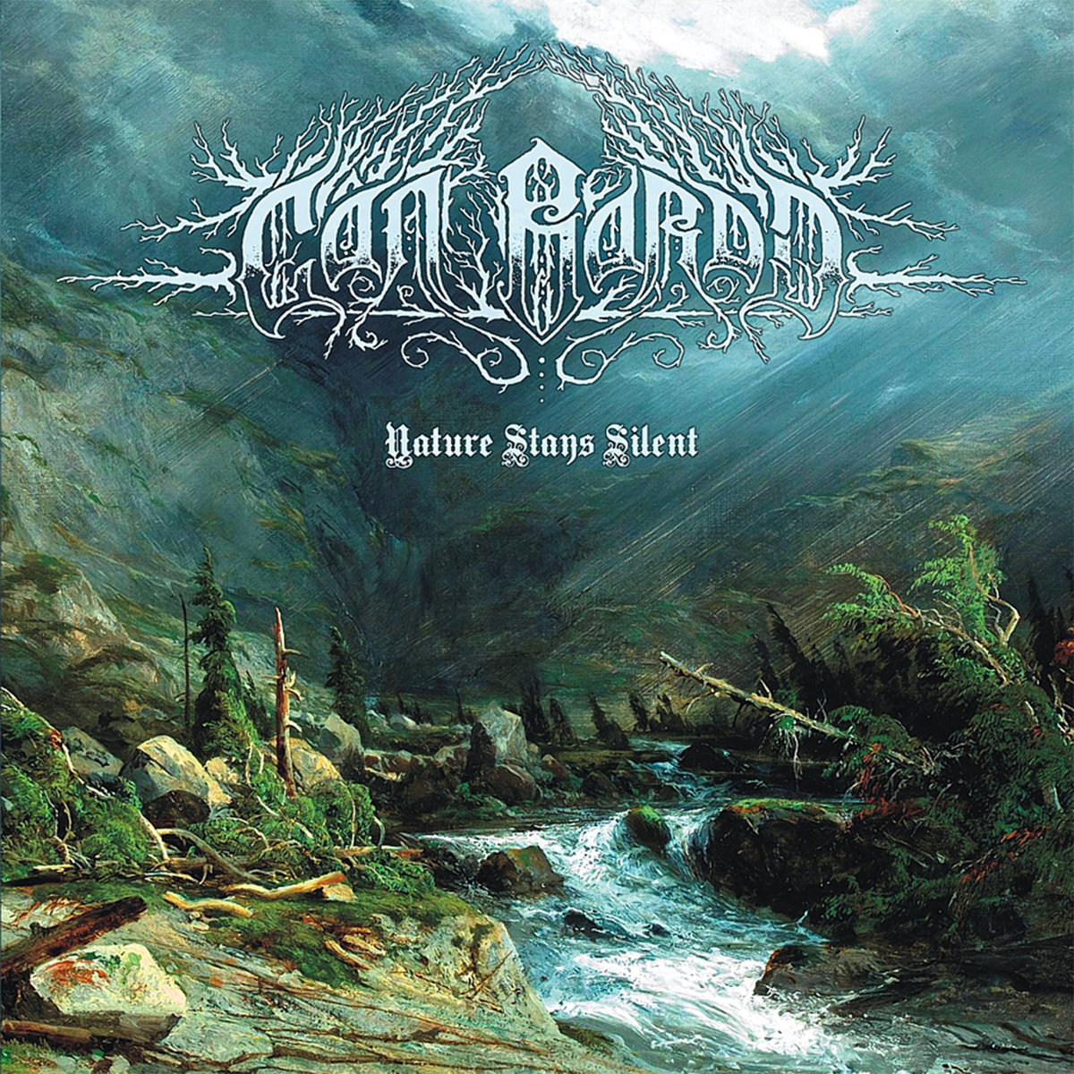 Cân Bardd - Nature Stays Silent