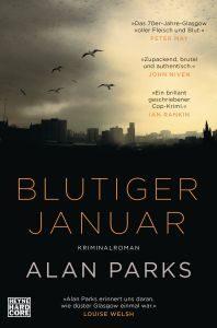 Blutiger Januar von Alan Parks