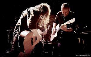 Die Kammer bei einem Konzert am 13.01.2017 im Rockpalast (Matrix) Bochum / Credits: Daniela Vorndran