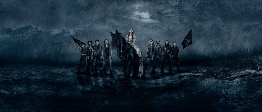 Eluveitie Band 2019 low res